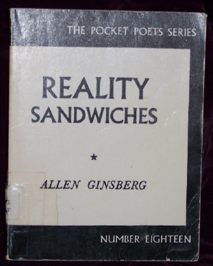 Image for Reality Sandwiches: 1953-1960