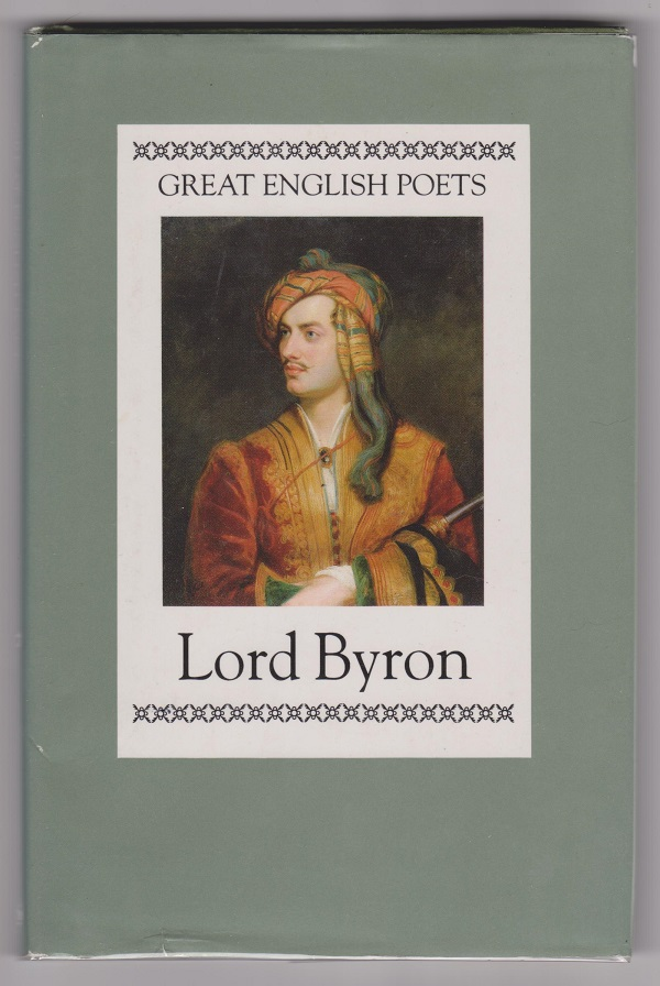 Image for Great English Poets: Lord Byron