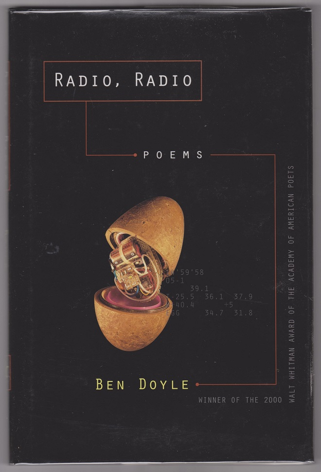 Image for Radio, Radio Poems