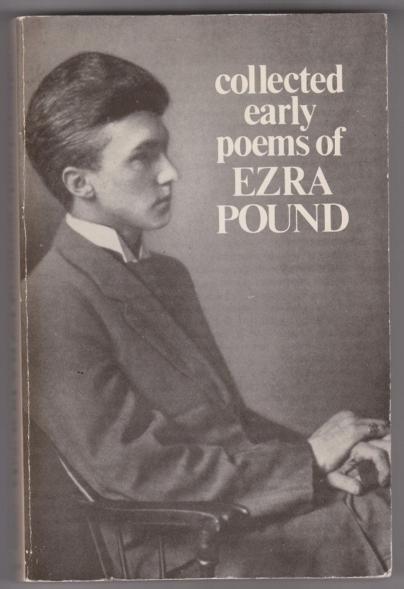 Image for collected early poems of Ezra Pound