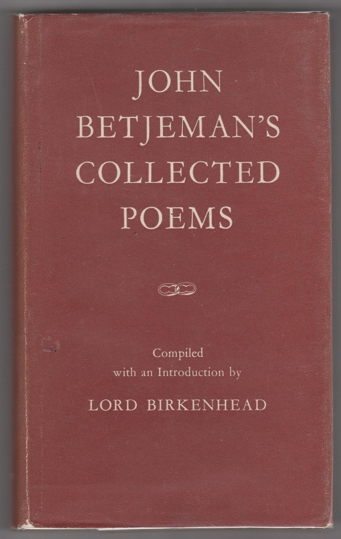 Image for John Betjeman's Collected Poems