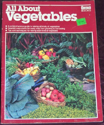 Image for All About Vegetables