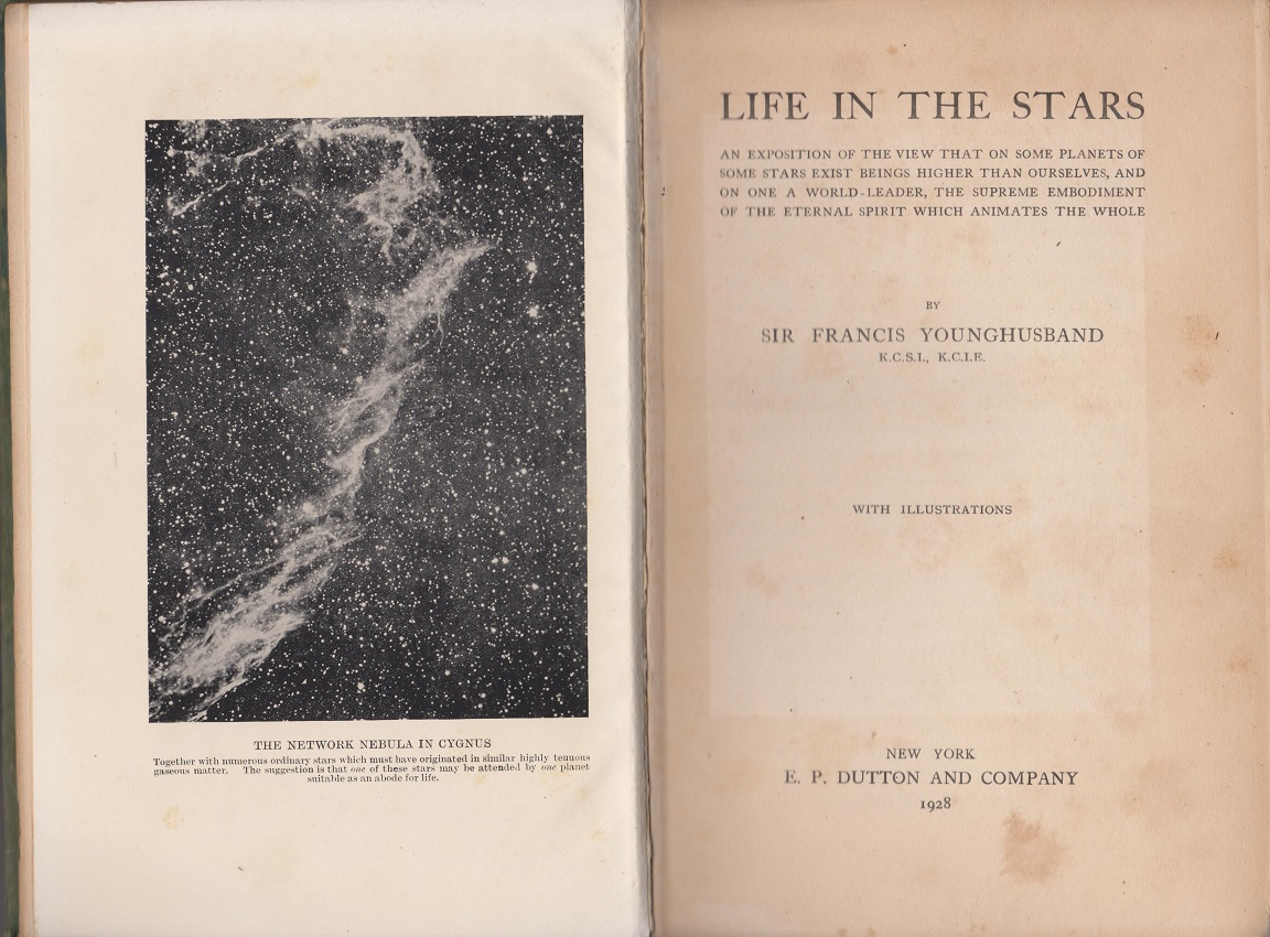 Image for Life In The Stars, with illustrations