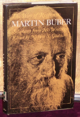 Image for The Way of Response: Martin Buber, Selections from His Writings