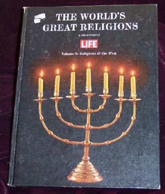 Image for The World's Great Religions: Volume wo; Religions of the West. Special Family Edition