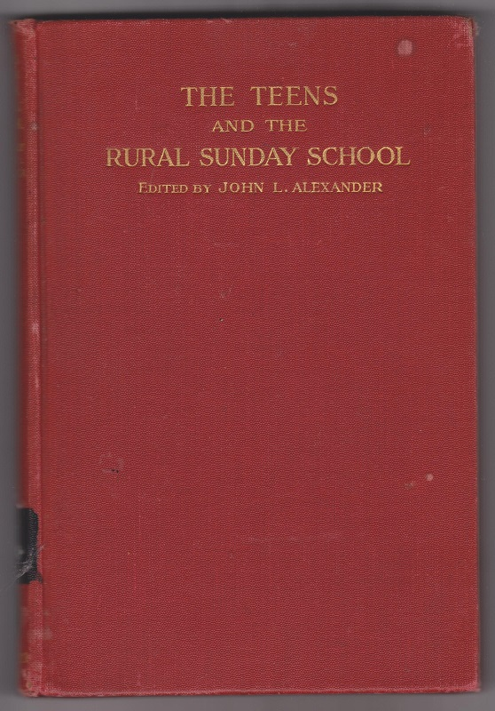 Image for The Teens and the Rural Sunday School