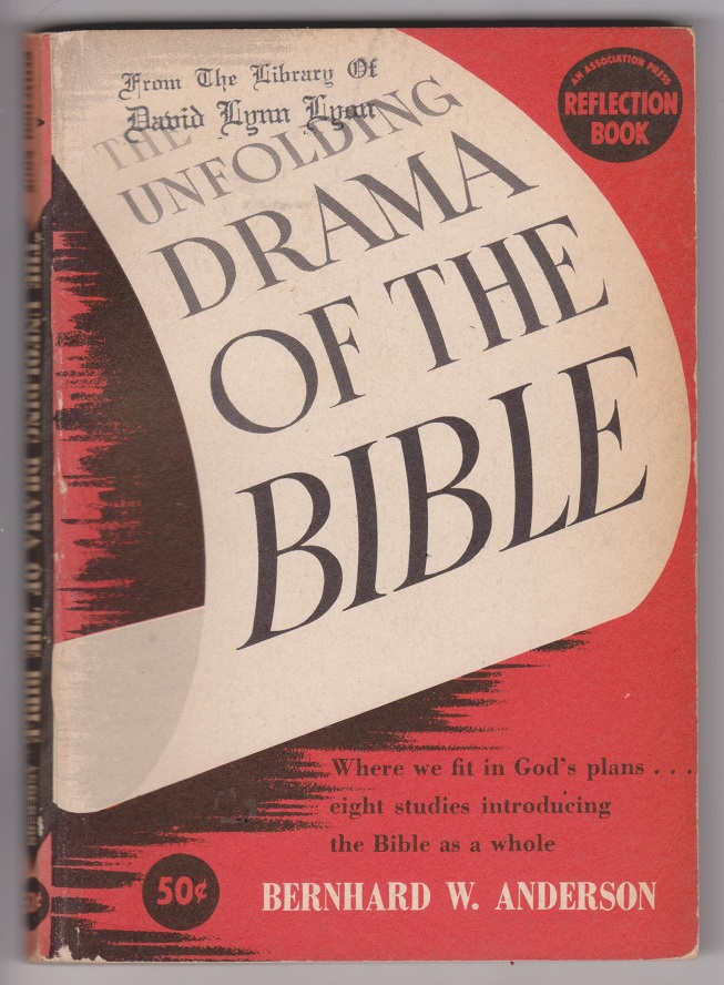 Image for The Unfolding Drama of the Bible