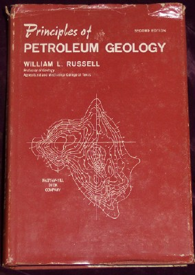 Image for Principles of PETROLEUM GEOLOGY, Second Edition