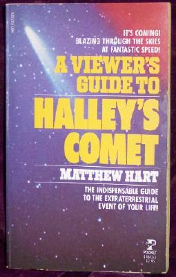 Image for A Viewer's Guide to Halley's Comet