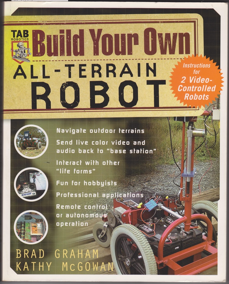 Image for Build Your Own All-Terrain ROBOT
