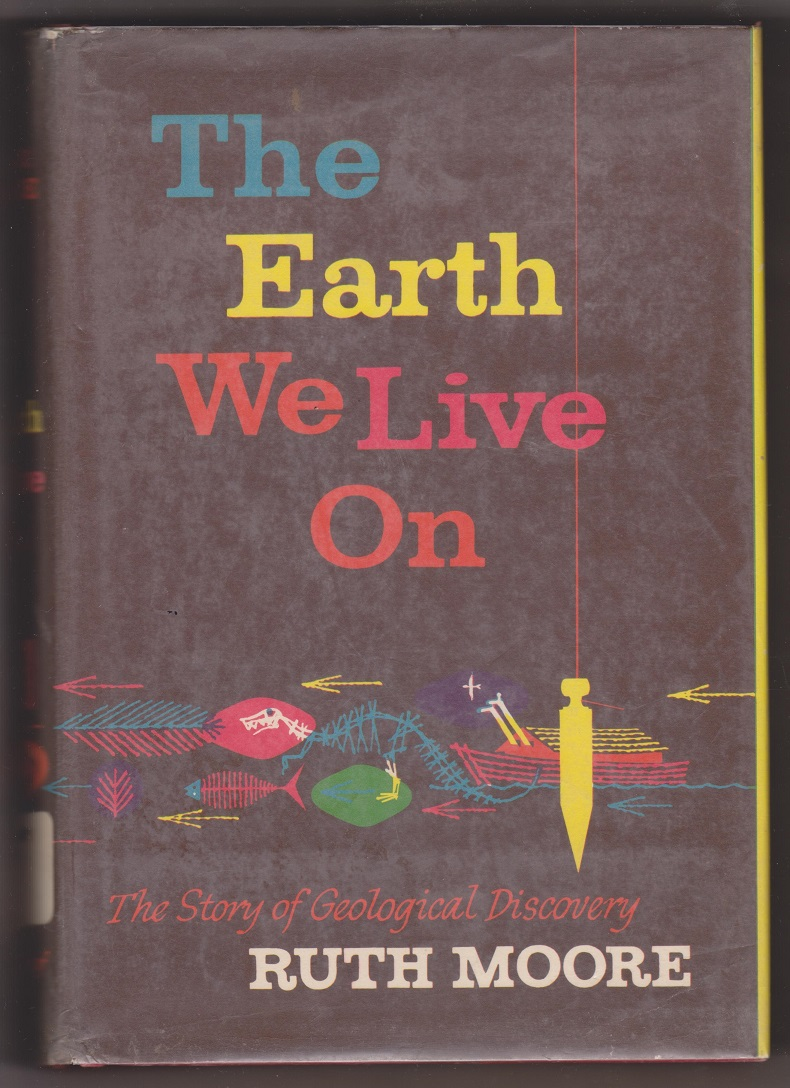 Image for The Earth We Live On, The Story of Geological Discovery