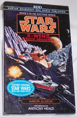 Image for Star Wars X-Wing Wraith Squadron