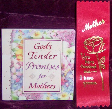 Image for God's Tender Promises for Mothers