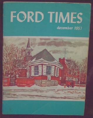 Image for Ford Times, Vol.49, No. 12 December 1957