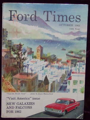 Image for Ford Times, Vol.54, No. 10, October 1961