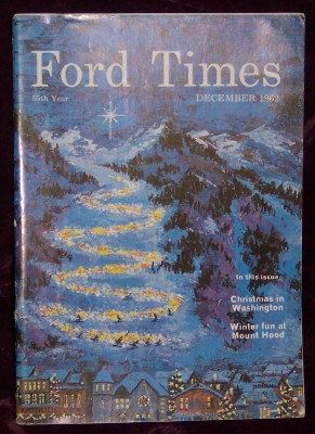 Image for Ford Times, Vol.55, No. 12, January, 1962