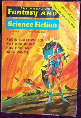 Image for Fantasy and Science Fiction, June 1973
