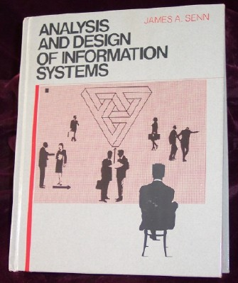 Image for Analysis and Design of Information Systems