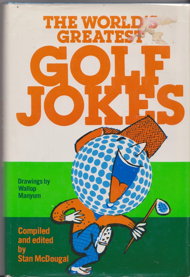 Image for The World's Greatest GOLF JOKES