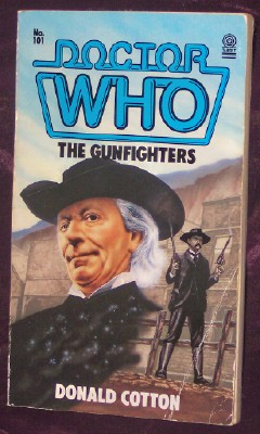 Image for Doctor Who - The Gunfighters