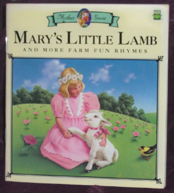 Image for Mary's Little Lamb, And More Farm Fun Nursery Rhymes