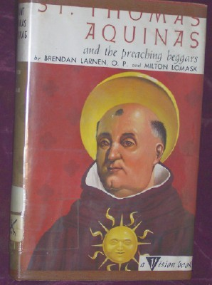 Image for Saint Thomas Aquinas and the Preaching Beggars