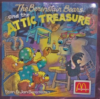 Image for The Berenstain Bears and the Attic Treasure