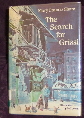 Image for Search for Grissi