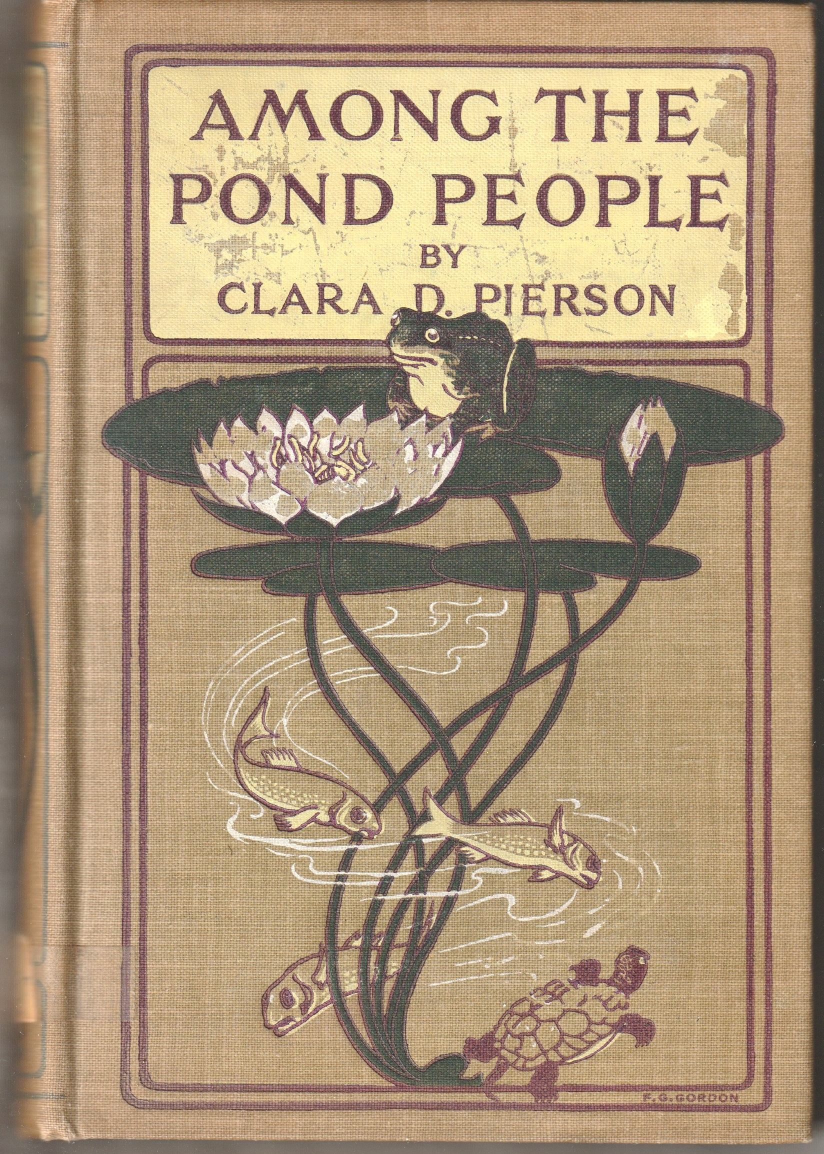 Image for Among The Pond People