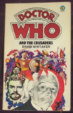 Image for Doctor Who and the Crusaders