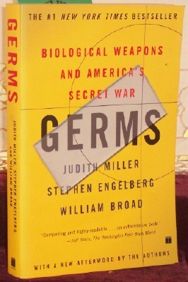 Image for Germs: Biological Weapons and America's Secret War