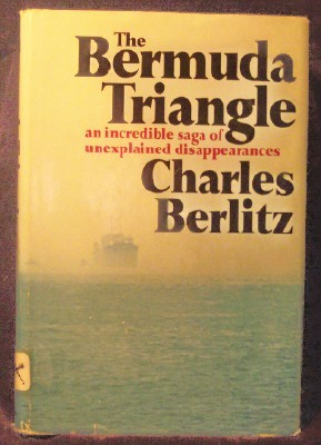 Image for The Bermuda Triangle, an incredible saga of unexplained disappearances