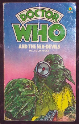 Image for Doctor Who and the Sea-Devils