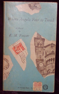 Image for Where Angels Fear to Tread