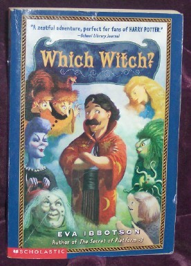 Image for Which Witch?