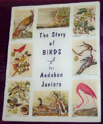 Image for The Story of Birds for Audubon Juniors