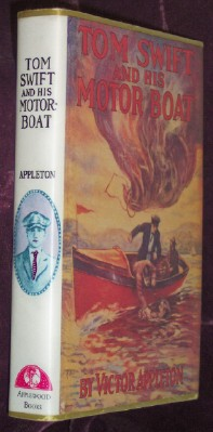 Image for Tom Swift and His Motor-Boat or the Rivals of Lake Carlopa