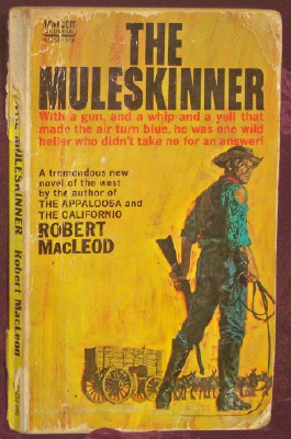 Image for The Muleskinner