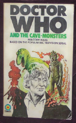 Image for Doctor Who and the Cave-Monsters