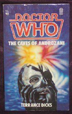 Image for Doctor Who - The Caves of Androzani
