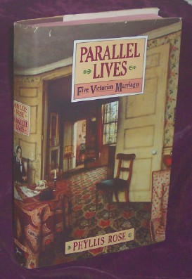 Image for Parallel Lives: Five Victorian Marriages