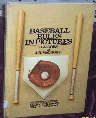 Image for Baseball Rules in Pictures