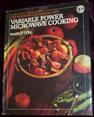 Image for Old Fashioned Goodness with Variable Power Microwave Cooking from Litton