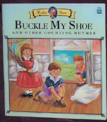 Image for Buckle My Shoe, And Other Counting Rhymes