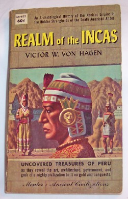 Image for Realm of the Incas, Revised Edition