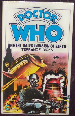 Image for Doctor Who and the Dalek Invasion of Earth