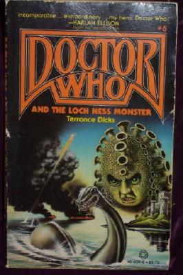 Image for Doctor Who and The Loch Ness Monster
