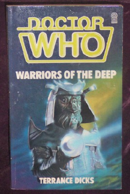 Image for Doctor Who Warriors of the Deep