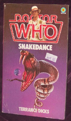 Image for Doctor Who Snakedance