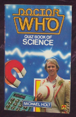 Image for Doctor Who Quiz Book of Science